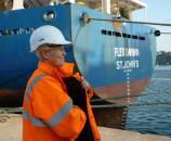 Анн Доннели, портовый каплан в  городах Тинмут и Плимут. Фото Любовь Кухлевская-Джевс