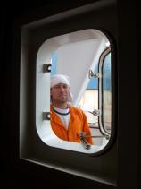 Судно «HAV SNAPPER». Новое современное судно, интернациональный сплочённый экипаж. Фото Любовь Кухлевская-Джевс