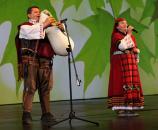 Открытие конгресса, поет популярнейшая певица Болгарии Валя Балканская